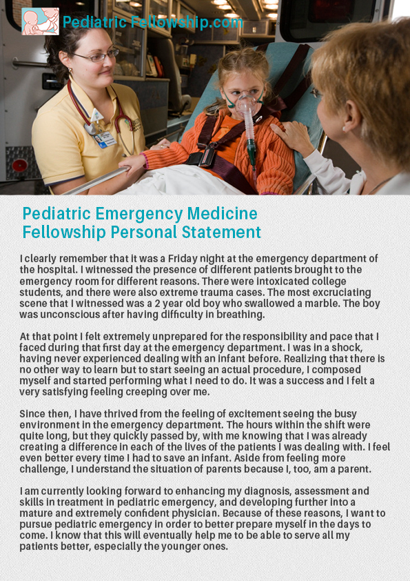 cardiac anesthesia fellowship personal statement Our pediatric cardiac anesthesiology fellowship is a twelve in order to apply for the advanced pediatric cardiac anesthesia fellowship personal statement.
